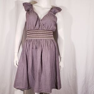 3/$20 Women's Dress with cinched waist size 3x